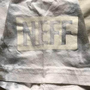 "Neff Shirts - NEFF tie dye Homer Simpson ""Fear and Loathing..."""